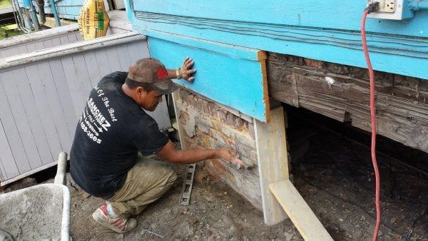 Al Sanchez Employee | foundation repair New Orleans