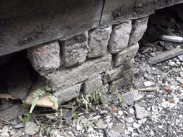 Foundation Damage | Al Sanchez Construction New Orleans