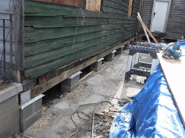 Foundation Repair | Al Sanchez Construction New Orleans