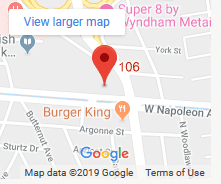 Google Map to our location