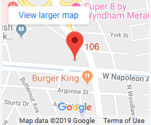 Google Map for Al Sanchez Construction New Orleans